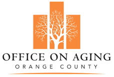 OC Office on Aging Logo -- Home